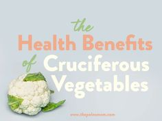 I summarize all the cool science on crucifers in this week's new blog post! #cruciferousveggies #nutrivore #nutrientdensity #guthealth #prebiotics Kale Juice, Fermented Cabbage, Paleo Mom, Fruit Stands, Fatty Liver, Health Advice, Gut Health, Herbal Medicine, Health Benefits