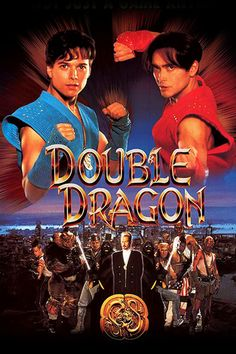 double dragon movie meme