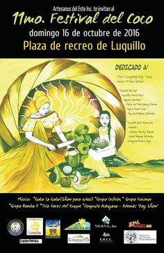 Festival del Coco 2016 #sondeaquipr #festivaldelcoco #luquillo #festivalespr