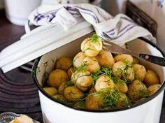 "Uudet perunat (""new potatoes"")"
