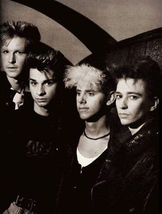 ~Members Of The Band Depeche  Mode ~
