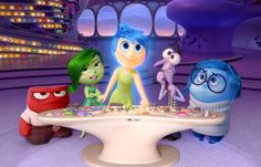 The important lesson both kids and parents can learn from Inside Out