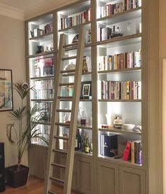 296 Best Beautiful Bookcases Images On Pinterest In 2018