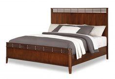 Bali Queen Bed by #Flexsteel. www.rileysfurnitureflooring.com