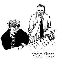 「耳こそがすべて」 ジョージ・マーティン