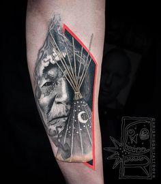 Gorgeous Tattoo by Chris Rigoni