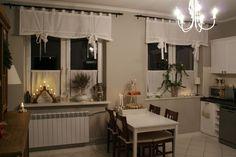 zazdrostka vintage - Szukaj w Google No Sew Curtains, Valance Curtains, Teak, Table, Furniture, Vintage, Home Decor, Google, Sheer Curtains
