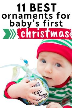 I love these keepsake ornaments for baby's first Christmas! So many cute ornaments and a special way to celebrate baby's first Christmas with your family. As a new mom, you need a special keepsake for your first Christmas with baby, these baby's first Christmas ornament ideas are perfect! #firstChristmas #keepsakeornaments #babysfirstChristmas Baby First Christmas Ornament, Babies First Christmas, Christmas Pajamas, Family Christmas, Christmas Ornaments, Christmas Traditions, New Moms, Stocking Stuffers, Are You The One
