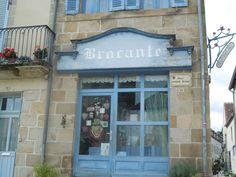 brocante shop...