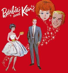 Barbie Ken Vintage Vinyl Travel Cases | Flickr - Photo Sharing!