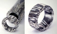 TheCarrotbox.com modern jewellery blog : obsessed with rings // feed your fingers!: Mariana Shuk / Cyndie Smith