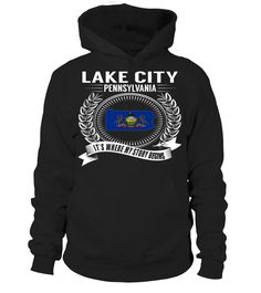 Lake City, Pennsylvania - It's Where My Story Begins #LakeCity