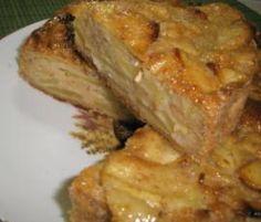 Recette Mille feuilles poires pommes (recette de asj du forum Thermomix espagnol) par Toni64 - recette de la catégorie Pâtisseries sucrées