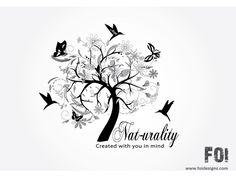 Nat-urality - #logo #design #branding #identity