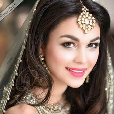 Gorgeous Makeup Ideas – My – Best Puzzles, Games, Ideas & Indian Bridal Makeup, Wedding Makeup, Bridal Hair, Beautiful Girl Image, Beautiful Bride, Beautiful Dresses, Pakistan Wedding, Bridal Photoshoot, Pakistani Bridal