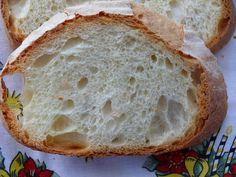 Irén sütöget: Próba kenyér esti kovásszal (korábban is saját recept volt és most is az a sütőkőre). Fondant, Bakery, Bread, Food, Fondant Icing, Meal, Bakery Shops, Essen, Hoods