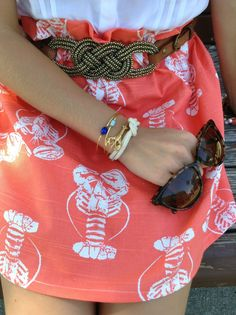 A Preppy State of Mind: Lobster Style