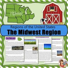 Resource that covers the twelve states in the midwestern region