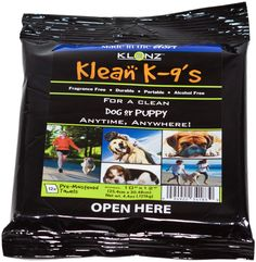 Does your dog hate baths? Do you travel or go camping with your dog? Eco friendly and safe to use.
