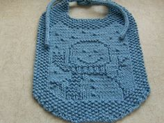 Free Knitting Patterns For Baby Bibs : 1000+ images about Knit?Baby?Bibs on Pinterest Baby bibs, Bibs and Bib pattern