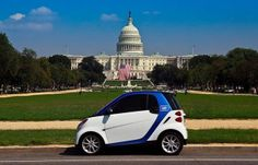 introduces multi-city car sharing access By Channtal Fleischfresser New Smart Car, Urban Design Plan, Private Pilot, Sharing Economy, Downtown Miami, Smart Fortwo, City Car, Automobile Industry, Car Rental
