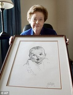 The photo contest began seven years ago to honor the original Gerber baby Ann Turner Cook