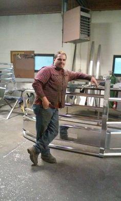 Shop Foreman/ Welder Jet