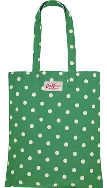 Spot canvas book bag cath kidston