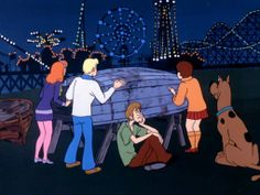 """""""What do they call this, a stakeout? I'd rather have a steak-in. Like, a sirloin steak IN me, that is!"""" ~ Shaggy, """"Foul Play in Funland"""" Cartoon Shows, Cartoon Characters, Fictional Characters, Scooby Doo 1969, Daphne From Scooby Doo, Scooby Doo Mystery Incorporated, Shaggy Rogers, Shaggy And Scooby, Avengers Team"""