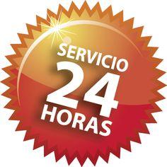 Servicio las 24 horas todo el año en Antequera y toda la provincia de Málaga