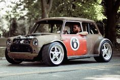 MINI rat rod //