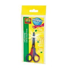 SES Plastic scissors - for left handed children