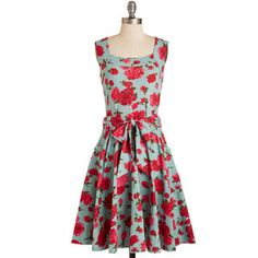 Effie's Heart Mid-length Sleeveless Fit & Flare Guest of Honor Dress