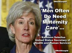 ....idiot woman, but then look who appointed her.....