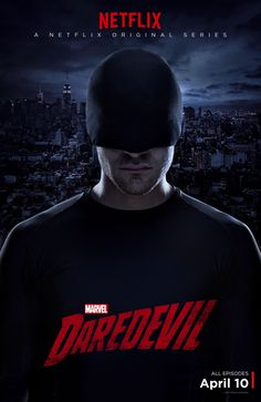 Just picked up Marvel's Daredevil on Netflix. After seeing Charlie Cox perform a blinder as Nookys' right hand man in Boardwalk Empire I was intrigued to see his performance in this. Rosario Dawson in this also a bonus! So far, so good #DareDevil