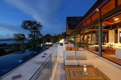 Pool Deck and Terrace