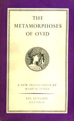 """""""You can learn from anyone, even your enemy"""" - The Metamorphoses Of Ovid"""
