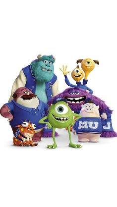 Monsters University Disney-Pixar>>> EVEN BETTER THAN THE FIRST ONE! !!!