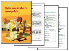 """Capítulo 3 de """"Tu ELEmento"""": Una serie de lecturas con audio para trabajar aspectos de cultura, expresiones habituales y coloquiales con actividades online."""