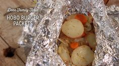 Check out what I found on the Paula Deen Network! Hobo Burger Packets http://www.pauladeen.com/hobo-burger-packets