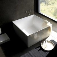 Oltre 1000 idee su Piccola Vasca Da Bagno su Pinterest  Vasca Di ...