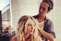 14 Ways to Air-Dry Your Hair (No Matter Your Hair Type) -- It's true: We've found the best techniques for air-drying your hair in beachy waves, polished bends, and pretty spirals. Each and every one has been vetted and perfected—by celebrities (such as the Olsens), their hairstylists, and the Allure editors who'd rather be on the beach than holed up in a bathroom blow-drying their hair this summer.