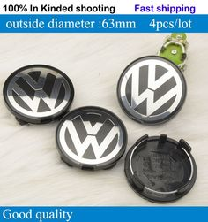 "Find More Emblems Information about Best quality 40cs/lot Fast Free shipping] 63mm VW Volkswagen Wheel Center Cap Emblem Badge P/N 7Do 601 165 2.56"" Volkswagen Hub,High Quality cap bath,China cap cutter Suppliers, Cheap cap trip from car fans family  on Aliexpress.com"