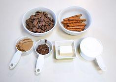 NapadyNavody.sk | Jednoduchý recept na čokoládové šišky (Vianočná dekorácia na zjedenie)