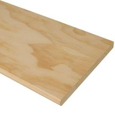 Stair Parts 48 in. x 11-1/2 in. Unfinished Pine Stair Tread-8503E-048-HD00L - The Home Depot