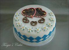 Bayern Wedding Cake