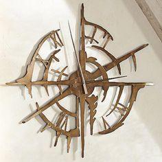 Gallatin Wall Clock