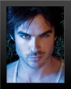 """Ian Somerhalder Vampire Diaries Supernatural TV Series Framed 8x10 Glossy Poster Print with Brand New High Quality 2"""" Black Wood Frame 10x12 Buy It Hang It Mypostergallery,http://www.amazon.com/dp/B00ADPEIVY/ref=cm_sw_r_pi_dp_UqPDsb0DS2ZTQXBT"""