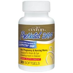 PRENATAL DHA SOFTGELS 30 * Click affiliate link Amazon.com on image to review more details.