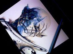 Azog  por BlaackLizzard - Fantasía | Dibujando.net